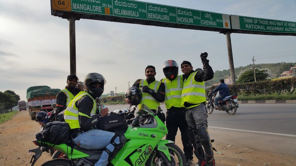 BOT -Bangalore- GQ - Spine Tourer