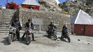 Sach Pass - Spine Tourer