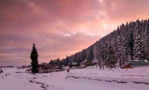 Honeymoon in Gulmarg - SpineTourer