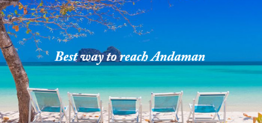 How to go Andaman - SpineTourer