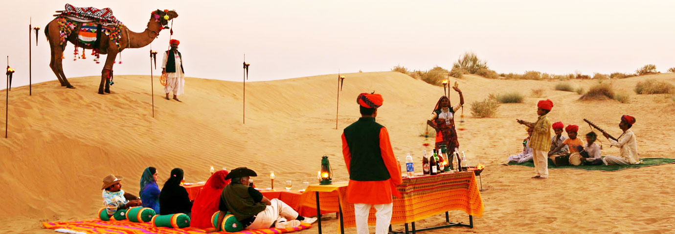 Jaisalmer - Places to Visit in Rajasthan