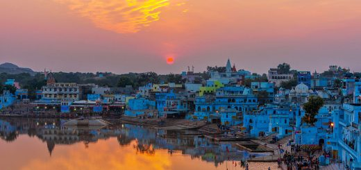 Pushkar - Places to Visit in Rajasthan
